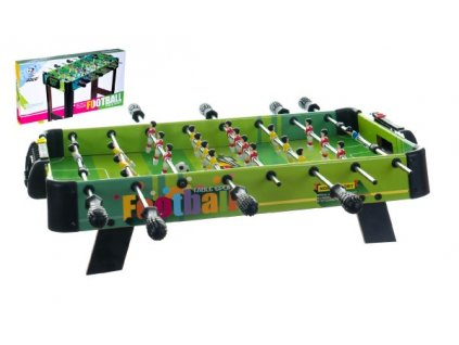 Kopaná/Fotbal společenská hra kovová táhla s počítadlem