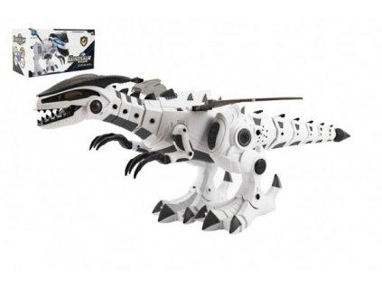 Dinosaurus chodící na baterie se zvukem a světlem