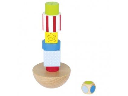 Balanční věž vichřice 2