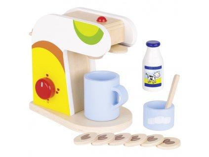 Dětské nádobí do kuchyňky Kávovar