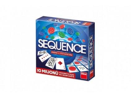 Sequence společenská hra