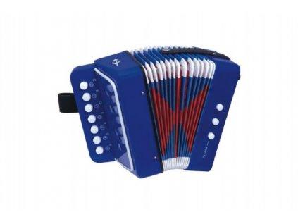Harmonika tahací plastová