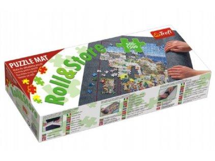 Podložka pod puzzle rolovací 500-1500 dílků