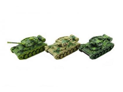 Tank 3 barvy na setrvačník