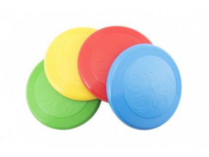 Létající talíř Frisbee 4 barvy