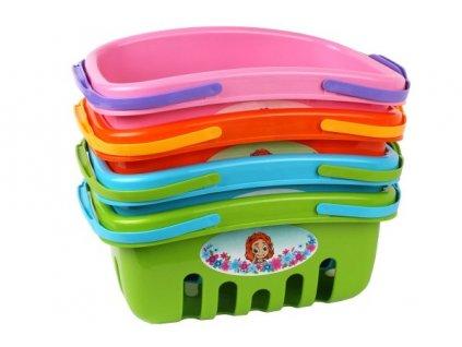 Nákupní košík 4 barvy