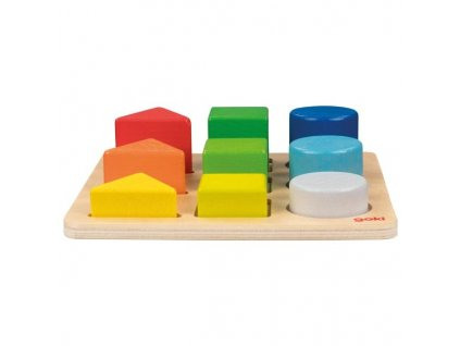 Třídíme tvary a barvy, 9 dílů 2