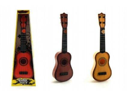 Kytara s trsátkem 3 barvy
