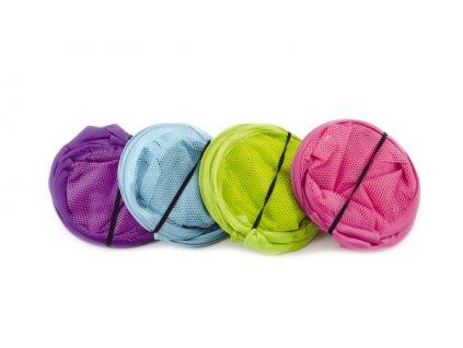 Koš na hračky/prádlo 4 barvy
