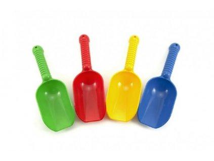 Kupecká lopatka 4 barvy