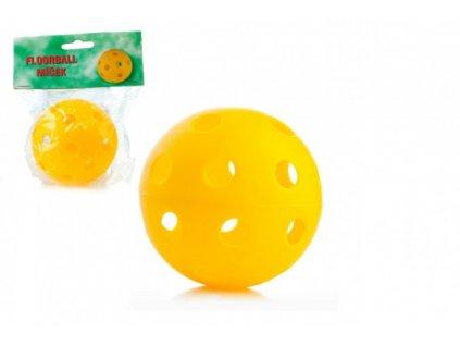 Míček floorbalový 2 barvy