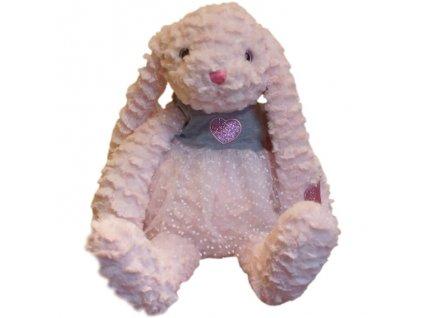 Plyšový králíček Rozalka 23 cm