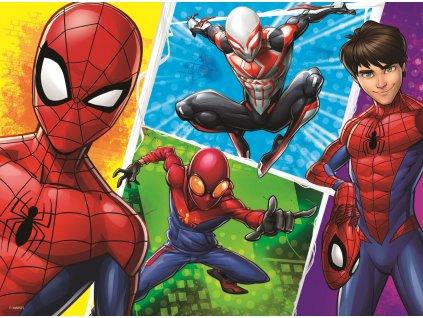 Puzzle Spiderman 30 dílků