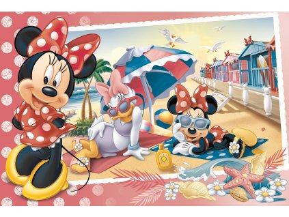 Puzzle Myška Minnie MAXI 24 dílků