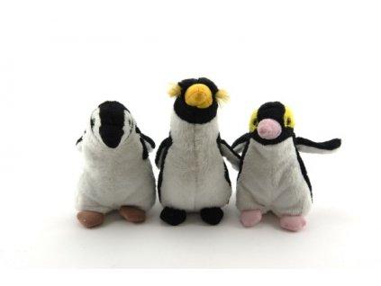 Plyšový tučňák 6 druhů