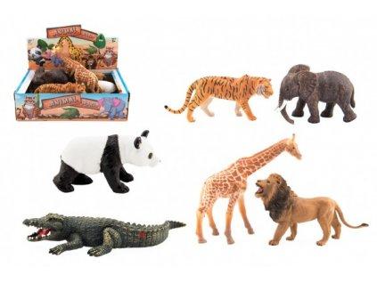 Zvířátko safari ZOO 6ks