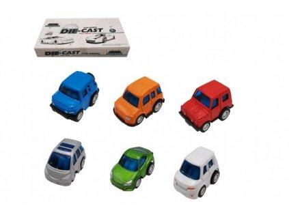 Auto mini na zpětné natažení mix druhů