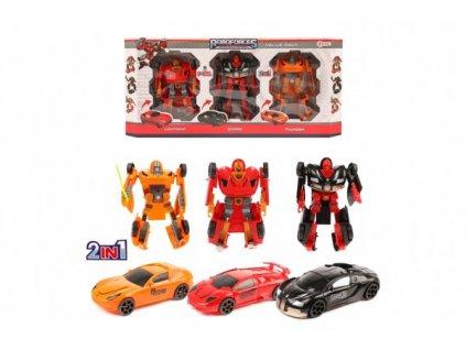 Transformer auto/robot 3ks