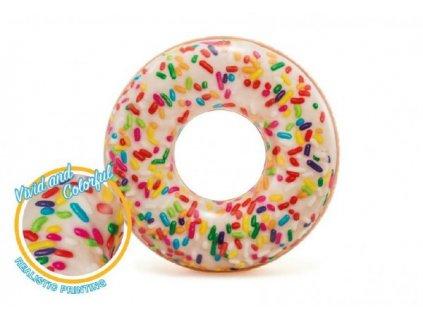 Kruh donut nafukovací