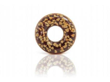 Kruh donut čokoládový