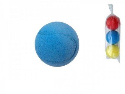 Soft míč na softtenis pěnový 3ks