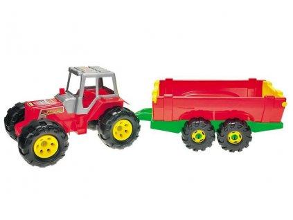 Velký traktor Lazar