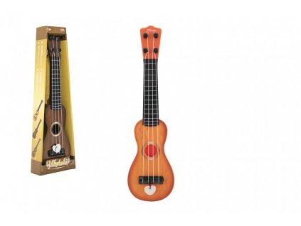 Ukulele/kytara s trsátkem 2 barvy