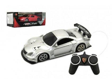 Auto RC sport na dálkové ovládání na baterie se světlem 2 barvy