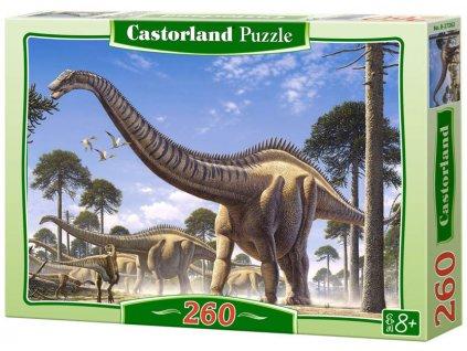 Puzzle Supersaurus 260 dílků