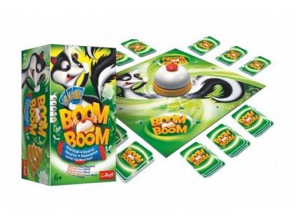Boom Boom Smraďoši společenská hra
