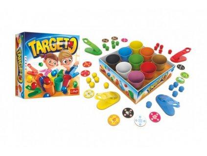 Targeto společenská hra v krabici