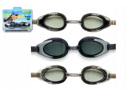 Plavecké brýle 3 druhy
