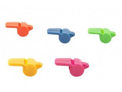 Píšťalka 5 barvy