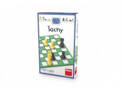 Šachy cestovní hra