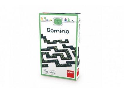 Domino cestovní hra