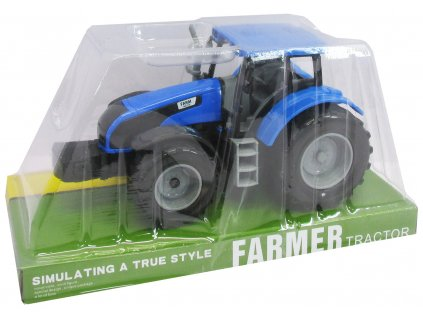 Plastový traktor