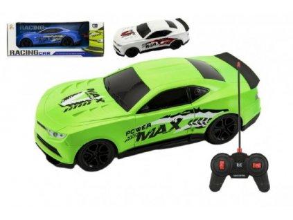 Auto RC zrychlující 1:16 3 barvy na baterie + dobíjecí pack