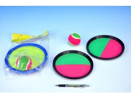 Lambáda/Catch ball hra 2 barvy