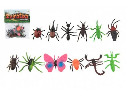Hmyz/zvířátko mini