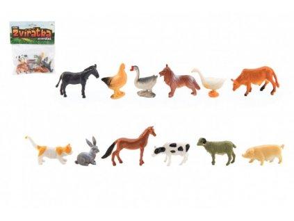 Zvířátka mini domácí farma