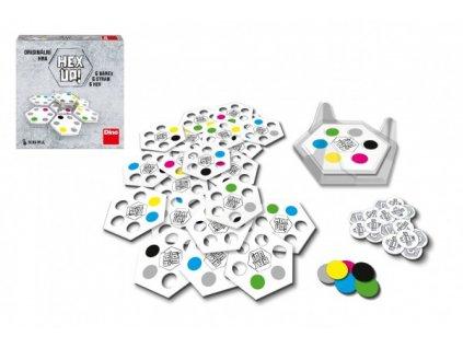 Hex up! společenská hra