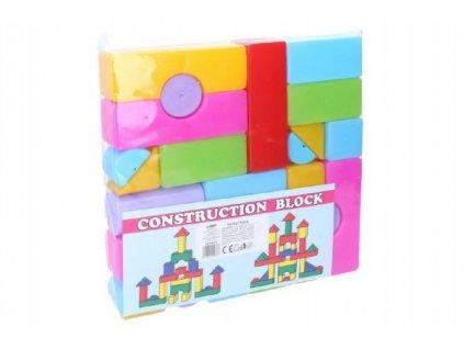 Kostky stavebnice 24ks