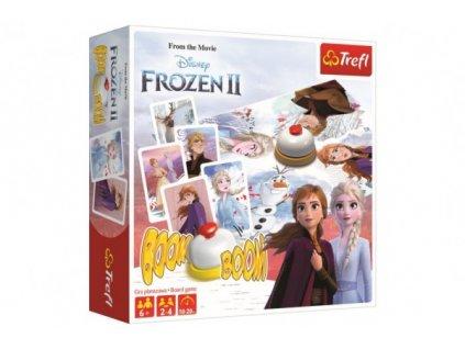 Boom Boom Ledové království II/Frozen II společenská hra