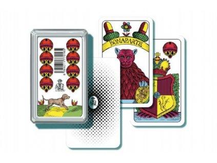 Mariáš jednohlavý společenská hra karty