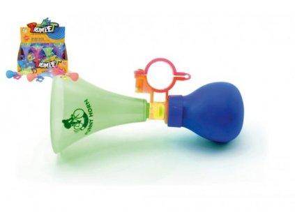 Klakson trumpeta na kolo 3 barvy