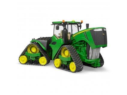Pásový traktor Bruder John Deere 9620RX 04055 1