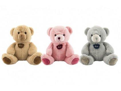 Plyšový medvěd 3 barvy