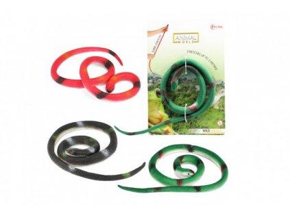 Had gumový natahovací 3 barvy