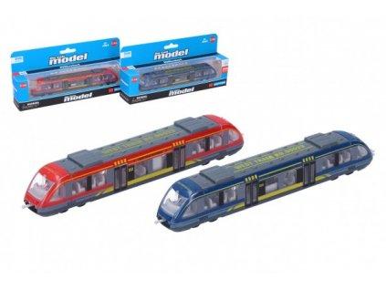 Metro/vlak/tramvaj na volný chod 3 barvy