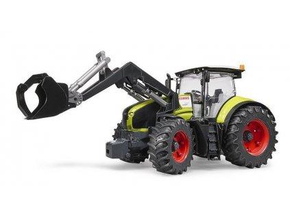 Traktor BRUDER Claas Axion 950 s čelním nakladačem 3013 1